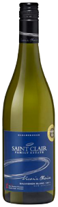 Saint Clair Vicar's Choice Sauvignon Blanc 2011, Marlborough Bottle
