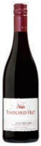 Thatched Hut Pinot Noir 2011, Central Otago, South Island Bottle
