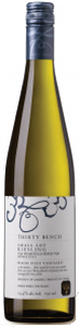 "Thirty Bench Small Lot Riesling ""Wood Post"" 2010, Beamsville Bench Bottle"