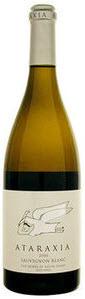 Ataraxia Sauvignon Blanc 2011, Wo Western Cape Bottle
