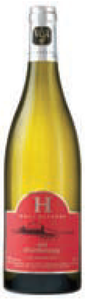 Huff Estates Chardonnay 2010, VQA Ontario Bottle