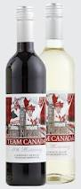 Team Canada 1972 Cabernet Merlot 2010, Niagara Peninsula Bottle