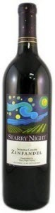 Starry Night Old Vine Zinfandel 2007, Russian River Valley, Sonoma County Bottle