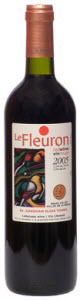 Elias Tanios Touma Le Fleuron Heritage 2008, Bekaa Valley Bottle