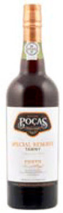 Poças Special Reserve Tawny Port, Doc Douro Bottle