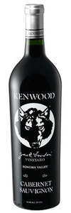 Kenwood Jack London Vineyard Cabernet Sauvignon 2009, Sonoma Valley Bottle