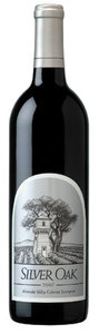 Silver Oak Alexander Valley Cabernet Sauvignon 2007, Alexander Valley, Sonoma County Bottle