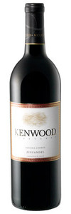 Kenwood Zinfandel 2008, Sonoma County Bottle