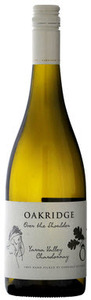Oakridge Over The Shoulder Chardonnay 2011, Yarra Valley Bottle
