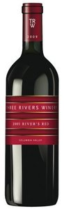 Three Rivers River's Red 2009, Columbia Valley Bottle