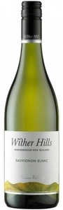 Wither Hills Single Vineyard Rarangi Sauvignon Blanc 2011, Marlborough, South Island Bottle