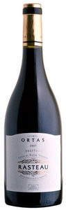 Cave De Rasteau Ortas Prestige Rasteau 2007, Ac Côtes Du Rhône Villages Bottle