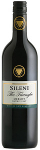 Sileni The Triangle Merlot 2009, Hawkes  Bay Bottle