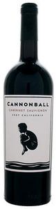 Cannonball Cabernet Sauvignon 2009, California Bottle
