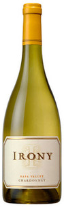 Irony Chardonnay 2010, Napa Valley Bottle