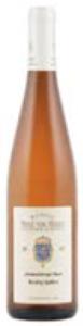 Prinz Von Hessen Johannisberger Klaus Riesling Spätlese 2002, Prädikatswein Bottle