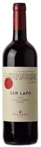 Mazzei Castello Di Fonterutoli Ser Lapo Chianti Classico Riserva 2007 Bottle