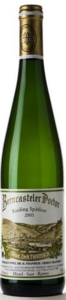 H. Thanisch Bernkasteler Badstube Riesling Spätlese 2010, Prädikatswein Bottle