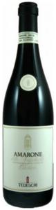 Tedeschi Amarone Della Valpolicella Classico 2007, Doc (375ml) Bottle