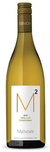 Malivoire M2 Small Lot Chardonnay 2010 Bottle