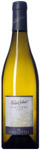 Pascal Jolivet Les Caillotes Sancerre 2010 Bottle