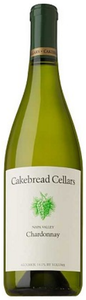Cakebread Cellars Chardonnay 2010, Napa Valley Bottle
