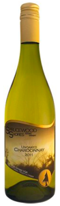 Sprucewood Shores Unoaked Chardonnay 2011 Bottle