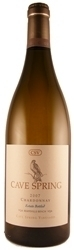 Cave Spring Csv Estate Bottled Chardonnay 2008, VQA Beamsville Bench, Niagara Peninsula Bottle