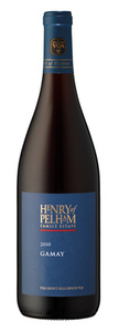 Henry Of Pelham Gamay 2010, Short Hills Bench Bottle