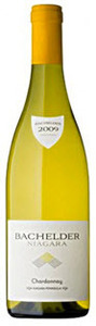 Bachelder Wismer Vineyard Chardonnay 2010, VQA Twenty Mile Bench, Niagara Peninsula Bottle