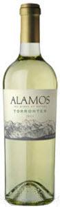 Alamos Torrontés 2011, Salta Bottle