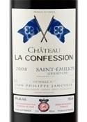 Chateau La Confession St Emillion 2008 2008 Bottle