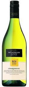 Wyndham Estate Bin 222 Chardonnay 2011, Southeastern Australia Bottle