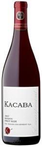Kacaba Vineyards Pinot Noir 2009 Bottle