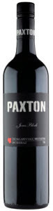 Paxton Jones Block Single Vineyard Shiraz 2009, Mclaren Vale, South Australia Bottle