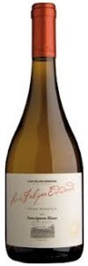 Luis Felipe Edwards Family Selection Gran Reserva Sauvignon Blanc 2011, Leyda Valley Bottle