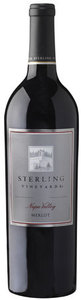 Sterling Vineyards Merlot 2008, Napa Valley Bottle