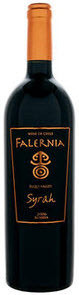 Falernia Reserva Syrah 2009, Elquí Valley Bottle