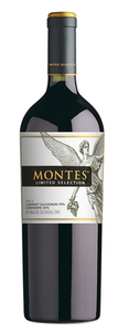 Montes Limited Selection Cabernet Sauvignon/Carmenère 2011, Colchagua Valley Bottle