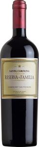 Santa Carolina Reserva De Familia Cabernet Sauvignon 2009, Maipo Valley Bottle