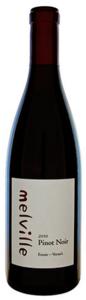 Melville Verna's Estate Pinot Noir 2010, Santa Barbara County Bottle