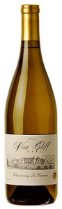 Vine Cliff Los Carneros Chardonnay 2009, Napa Valley Bottle