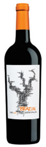 Brazin (B)Old Vine Zinfandel 2009, Lodi Bottle