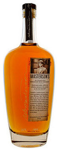 Masterson's 10 Years Old Straight Rye Whiskey, Alberta Bottle