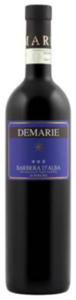 Demarie Barbera D'alba Superiore 2007, Doc Bottle