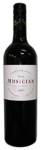 Majella The Musician Cabernet/Shiraz 2011, Coonawarra, South Australia Bottle