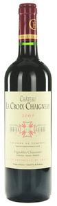 Château La Croix Chaigneau 2009, Ac Lalande De Pomerol Bottle