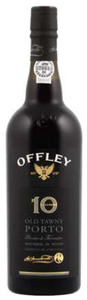 Offley 10 Year Old Tawny Port, Dop Bottle