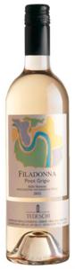 Tedeschi Filadonna Pinot Grigio 2011, Igt Delle Venezie Bottle