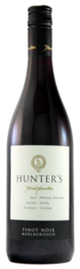 Hunter's Pinot Noir 2010, Wairau Valley, Marlborough, South Island Bottle